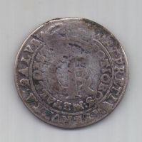 30 грошей 1663 г. Польша. Литва
