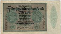 500000 марок 1923 г. Германия