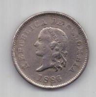 5 сентаво 1886 г. Колумбия