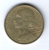 10 сантимов 1981 г. Франция