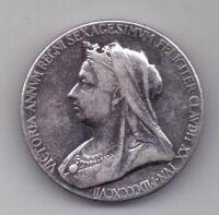 медаль 1897 г. Великобритания