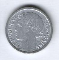 1 франк 1944 г. Франция