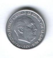 10 сантимов 1959 г. Испания