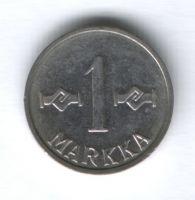 1 марка 1961 г. Финляндия
