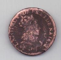 1 лиард 1658 г. Франция