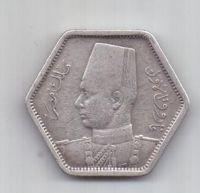 2 пиастра 1944 г. Египет