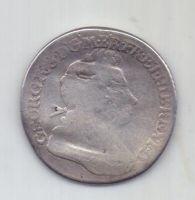 1 шиллинг 1720 г. Великобритания