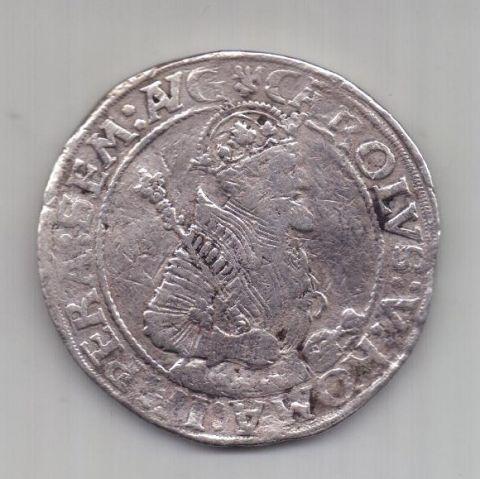талер 1545 г. Донауверт. Германия