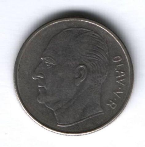 1 крона 1971 г. Норвегия XF