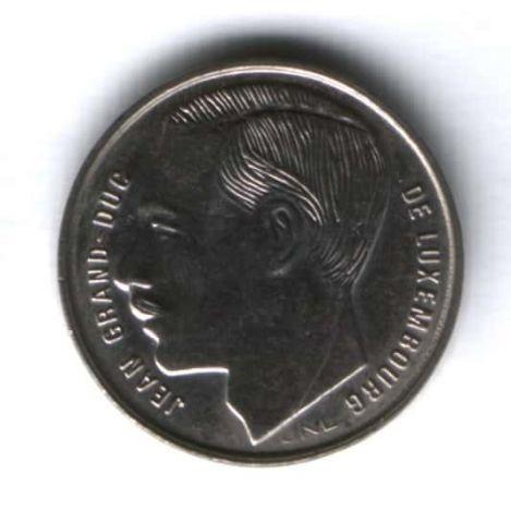 1 франк 1990 г. Люксембург
