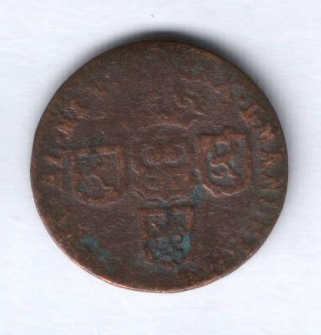 1 лиард 1712 г. R! Графство Намюр, Испанские Нидерланды