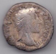 денарий Максимилиан 235 - 238 г.