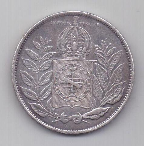 2000 рейс 1852 г. редкий год. Бразилия