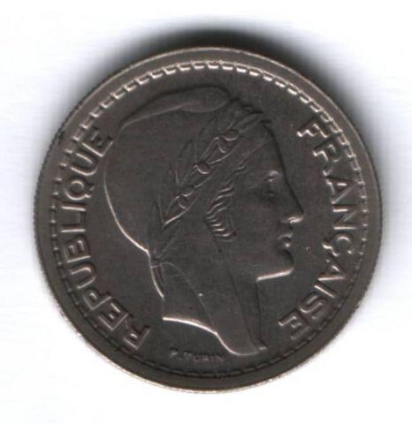 20 франков 1949 г. AUNC Алжир