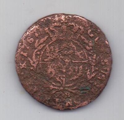 3 гроша 1787 г. Литва. Польша.