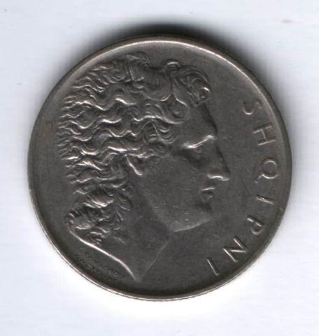 1 лек 1927 г. редкий год Албания