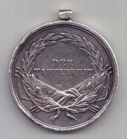 Медаль 1859 - 1915 г. За храбрость. Австрия. Венгрия.